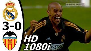 реал Мадрид - Валенсия 3-0 - Обзор Матча Финал Лиги Чемпионов 1999/2000 HD