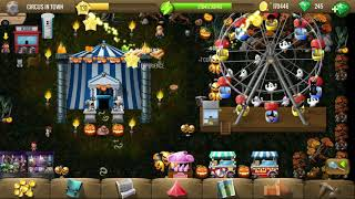 Circus In Town (Mobile) | Halloween 2018 (2019) #6 | Diggy