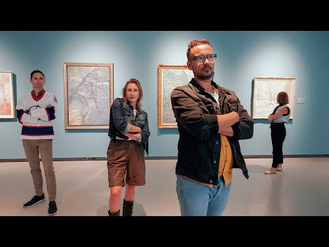 Winnipeg Art Gallery is the perfect place to spend your day off this summer