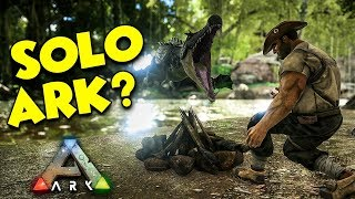 CAN I PLAY SOLO? - ARK Aberration Duo Survival Series #12
