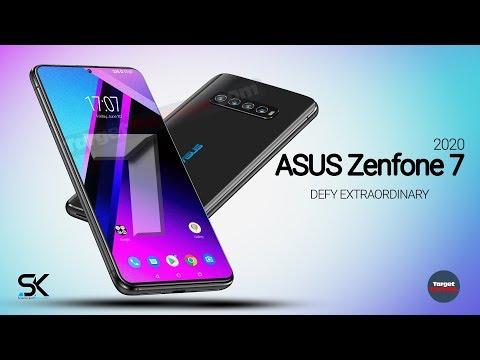 ASUS Zenfone 7 5G (2020) Introduction!