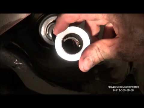 Установка ремкомплекта рулевой рейки на Honda CR-V 3 и 4 поколения