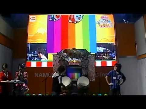 「太鼓の達人  ドンだ~!日本一決定戦2011」中継映像完全版(10/11)