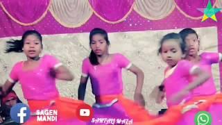    santali kids dance   jhur baha gadel re dance cover by baby  2018  Full HD  