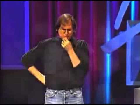 1997 - Steve Jobs - Steve Jobs insult response