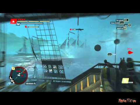 Assassin's Creed 4 Black Flag Trainer +17 V1.01