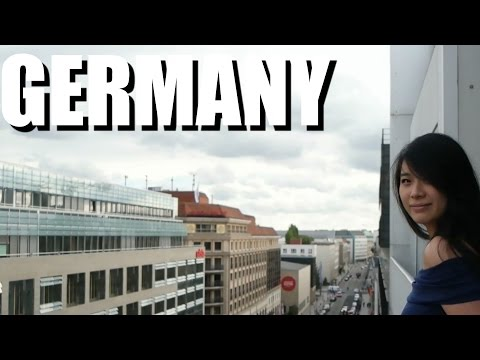 BERLIN GERMANY - my 1st 5 STAR LUXURY HOTEL and BREAKFAST experience