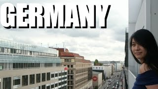BERLIN GERMANY – my 1st 5 STAR LUXURY HOTEL and BREAKFAST experience