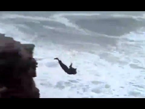 El Salto Del Fraile Klippenspringen High diving Chorillos Peru