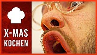 Kartoffelbrei Klöße und verkohlte Ente! - Weihnachts Kochen