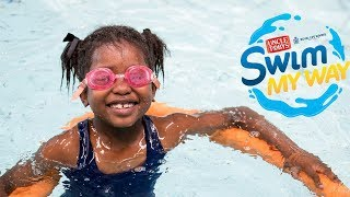 Children from Migrant Families Learn to Swim in Victoria | SWIM MY WAY
