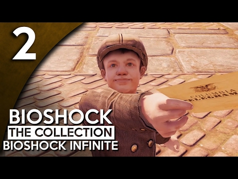 Let's Play BioShock Infinite Blind Part 2 - Carnival Fair [BioShock Collection Gameplay]