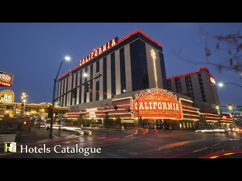 California Hotel & Casino in Downtown Las Vegas - Luxury Hotel Tour