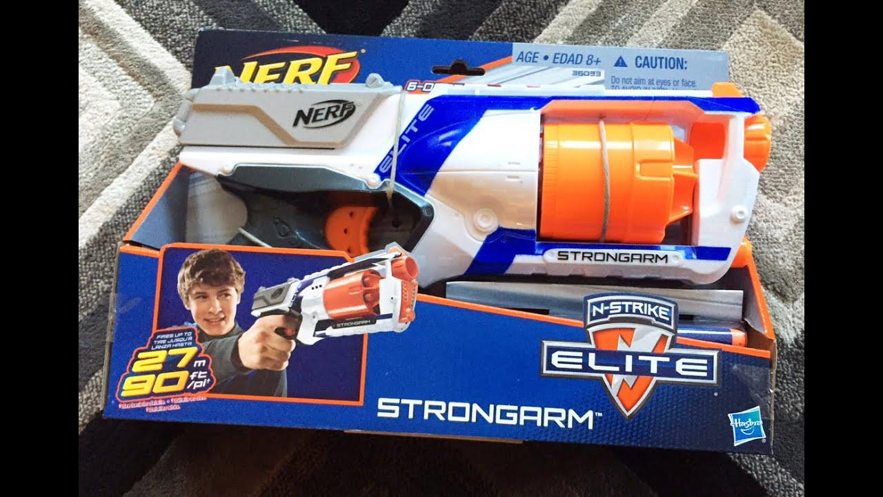nerf n-strike elite strongarm pdf