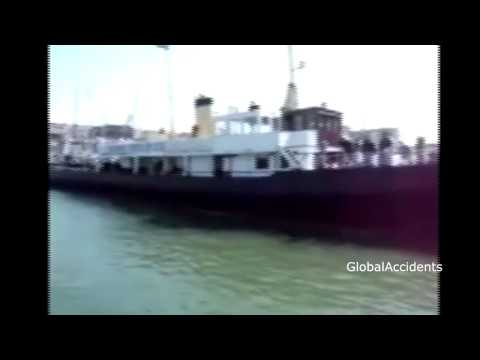 Những Vụ Tai Nạn Tàu Biển Khủng Khiếp Nhất