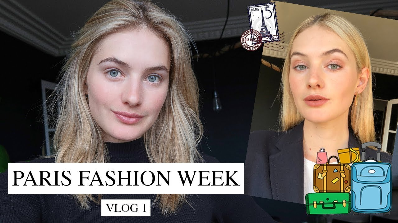 Paris Fashion Week | How I Prepared For The Craziest Week & GRWM | Sanne Vloet