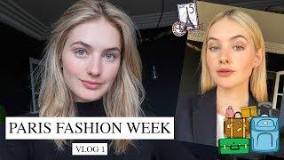 Paris Fashion Week | How I Prepared For The Craziest Week & GRWM | Sanne Vloet