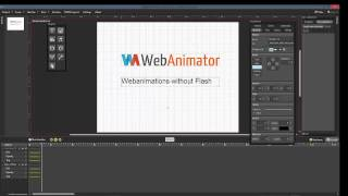 It's easy to create web animations in HTML5 with WebAnimator