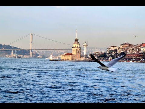 istanbul City Guide Time Lapse Bosphorus