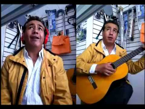 Tu me cambiaste la vida, Cover By PETE Videos De Viajes