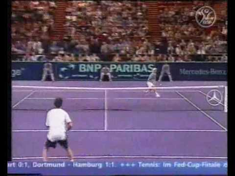 L.Hewitt vs. R.Federer (QF) / L.Hewitt vs. P.Srichaphan (SF) (Paris Bercy 2002)