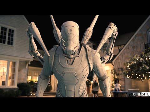 "CGI VFX Breakdown HD ""Ant-Man"" by Cinesite | CGMeetup"