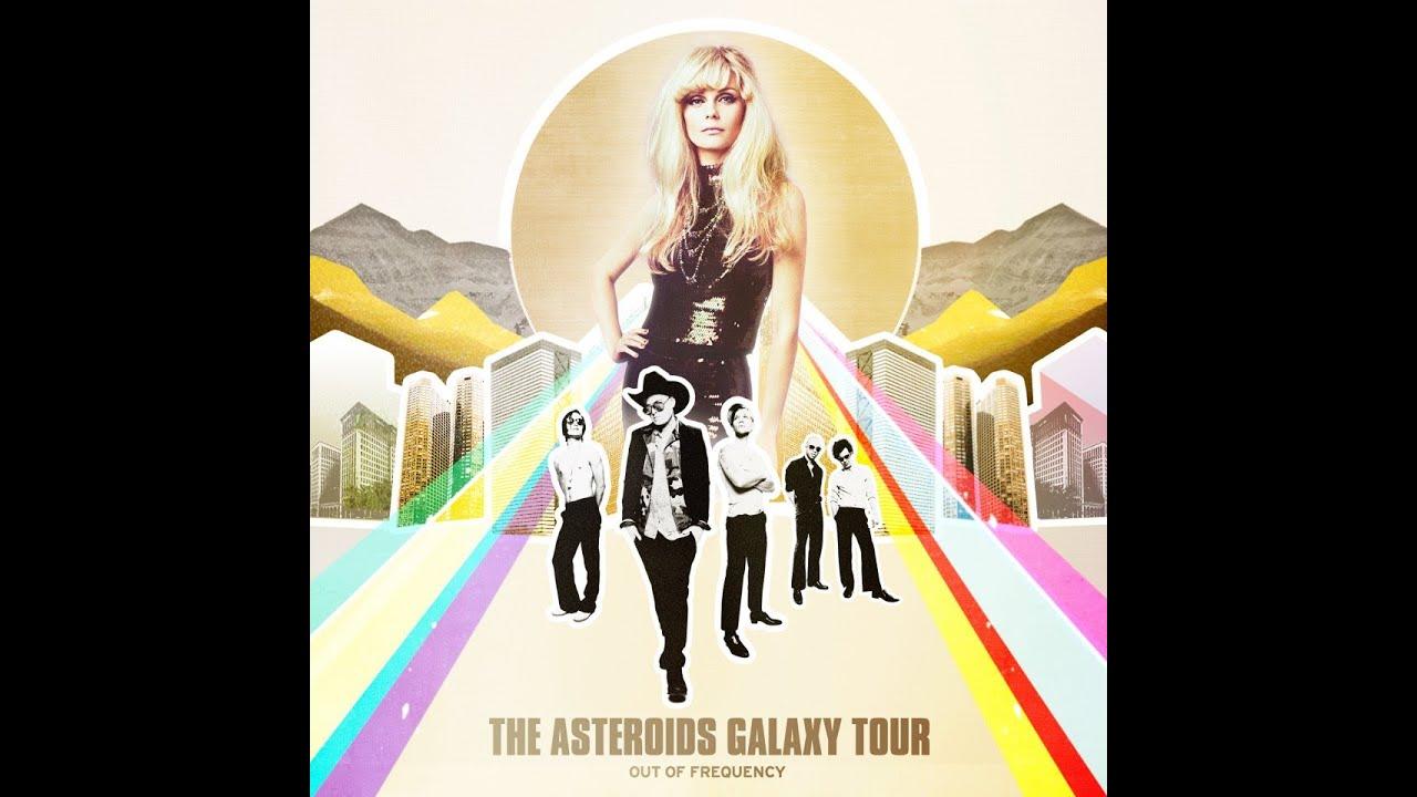 Heineken Asteroids Galaxy Tour