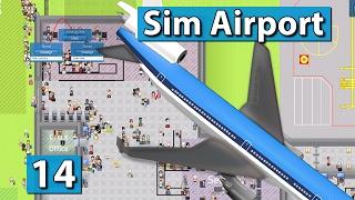 Sim Airport ► A380 MEGA Abfertigung ► Der Flughafen Bau und Management Simulator #14