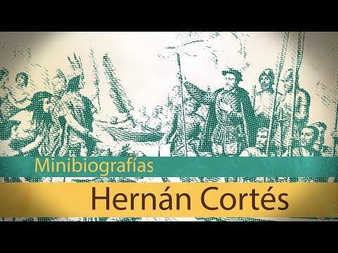 Minibiografía. Hernán Cortés.