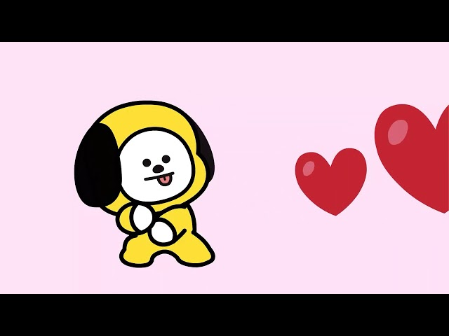 [BT21] Funny videos EP.2 - Who wants my lovely heart? CHIMMY (07/2018)