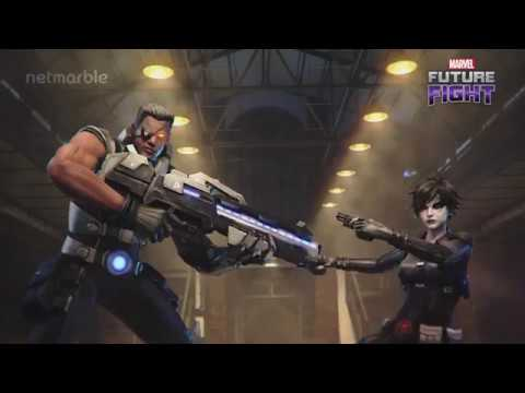 [MARVEL Future Fight] Officially introducing Deadpool & X-force!