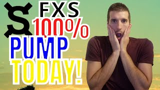 Next Frax Share (FXS) Prİce Target [Prediction]   CRAZY PUMP TODAY!