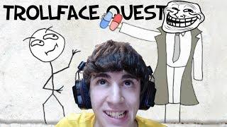 TROLLATO IN MODI ASSURDI!! - Trollface Quest