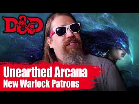 New Warlock Patrons-