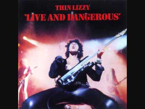 Thin Lizzy  Still In Love With You  and Dangerous CD version
