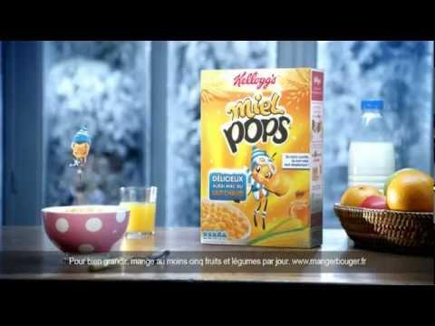 Kellogg's Miel Pops - Hot Milk TVC