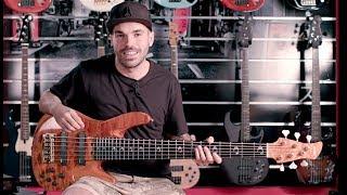 Yamaha TRBJP2 John Patitucci signature - Review by Miki Santamaria (English Subtitles)