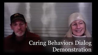 Wk3 Caring Behaviors Demo Exercise Discussion Starnes