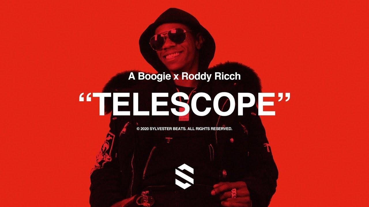 "[FREE] A Boogie x Roddy Ricch Type Beat ""TELESCOPE"" | Free Type Beat 2020"