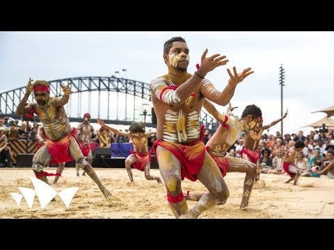 Homeground: Dance Rites LIVE from the Sydney Opera House Forecourt