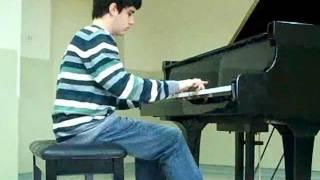 Download Jazz Fantasy on Mozart FAZIL SAY özgür eser - 3 adam 1 gitar MP3 song and Music Video
