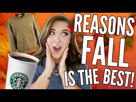 10 Reasons Fall Is The Best Season! | Cicily Boone