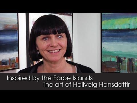 Hallveig Hansdottir New York Exhibition at Agora Gallery