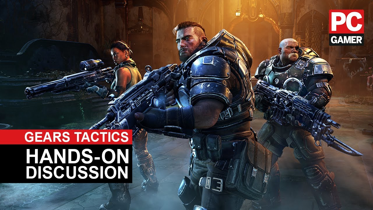 Gears Tactics Free Download