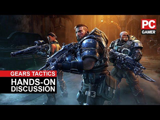 Gears Tactics (видео)