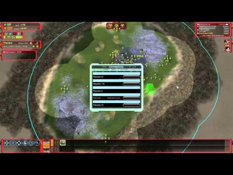 Supreme Commander FAF Multiplayer Gameplay 5 FFA Player - Friend or Foe?