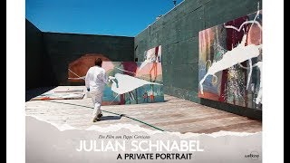 Julian Schnabel - A Private Portrait | Offizieller Trailer OmU HD