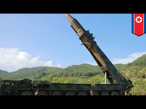 North Korea fires missiles for the third time in eight days – TomoNews