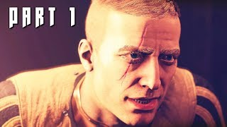 wolfenstein 2 early gameplay walkthrough part 1 weapons upgrades the new colossus