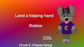 Lend a helping hand (COL)(ROBLOX)
